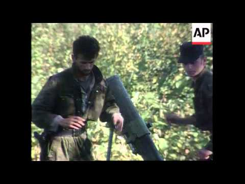 Bosnia  Battle For Control Of Kljuc  Karadzic