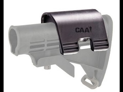 Тюнинг СКС. CAA Tactical. Cheek Rest For Existing Stock - 1.4cm Rise