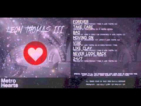 Leon Thomas - Moving On (audio)