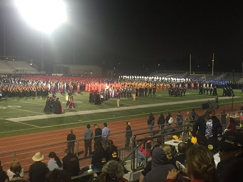Bands of America Competition - Downey CA 10/28/17