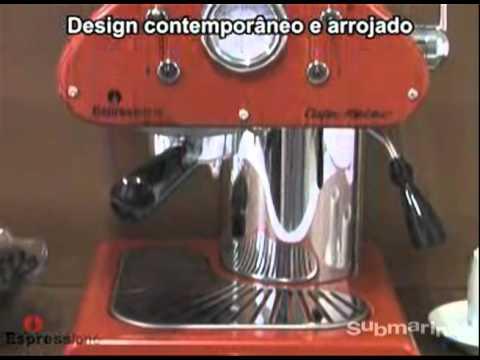 Submarino.com.br | Cafeteira Espresso Retro Vermelha Espressione ...