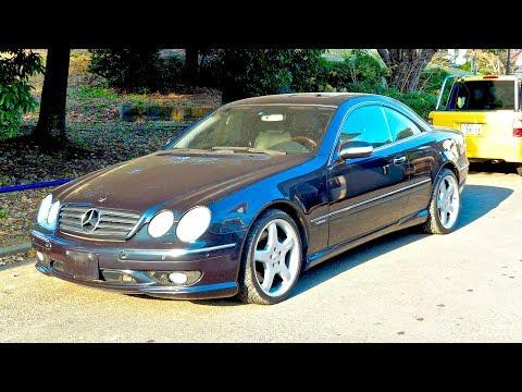 2000 Mercedes Benz CL600 V12 - Japan Auction Purchase Review