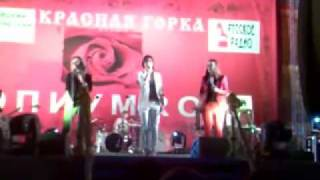 Serebro OpiumRoz Live 11 Мы взлетаем Sound Sleep