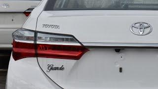 Toyota Corolla CVT-i 1.8 ALTIS GRANDE | 2019 Complete Review
