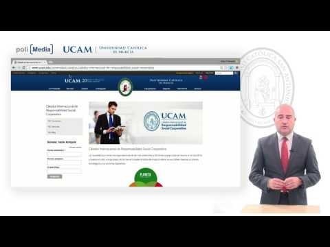 UCAM Knowledge Pills – RSC – Lucio Fernández
