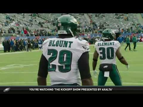 The Kickoff Show: Philadelphia Eagles vs. New York Giants (12/17/17)