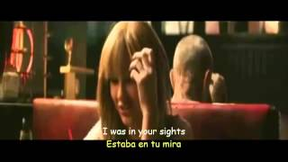 Repeat youtube video Taylor Swift - I Knew You Were Trouble (Official Video Subtitulada English-Español)