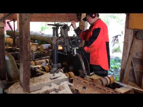 Bra Slipning av sågklinga i Källunge - YouTube PC-53