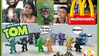 How To Unlock Mcplay Game Mcdonald Justice League Talking Tom Toy
