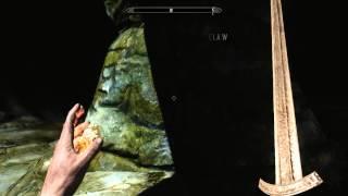 Elder Scrolls V Skyrim - Real Vision ENB mod (Night Gameplay)
