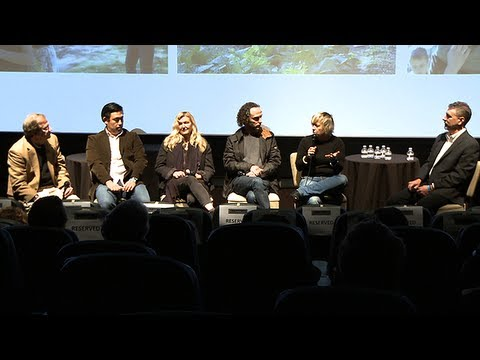 The Tree of Life at Deadline Hollywood Presents: The Contenders