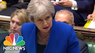 Britain's Prime Minister Criticizes President Donald Trump's Border Separation Policy | NBC News