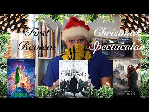 Don't Quote Me On That: Christmas Spectacular! (The Grinch, Mortal Engines, Crimes of Grindelwald)