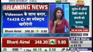 Bharti Airtel and Videocon deals for 6 region for telecom