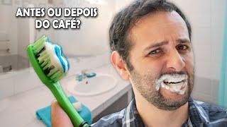Você escova os dentes direito? Duvido!