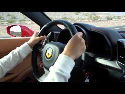Sherry - World Class Driving Part 3 - Ferrari 458 Italia Tour