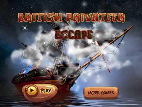British Privateer Escape