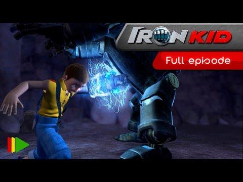 Iron Kid (English) - 01 - The Legendary Fist