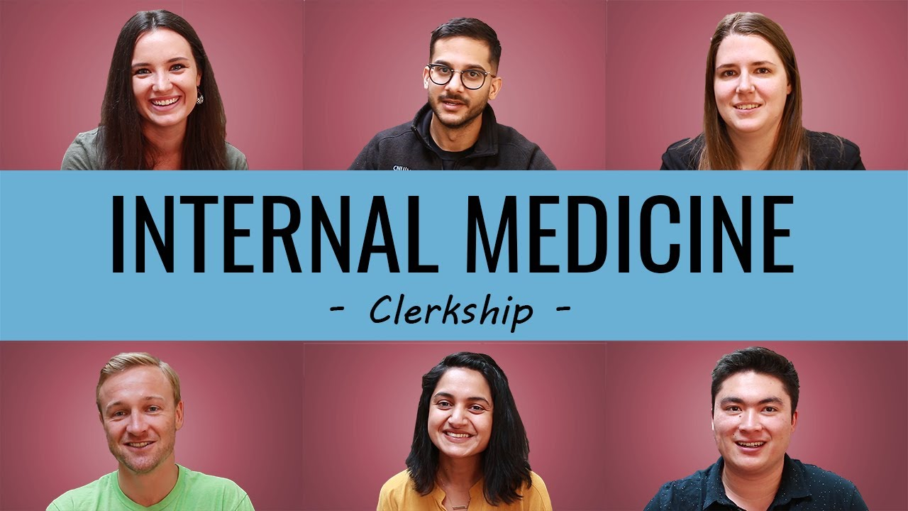 HOW TO ACE INTERNAL MEDICINE ROTATIONS | Best Study Resources, Routine,  Honor Third Year Clerkships