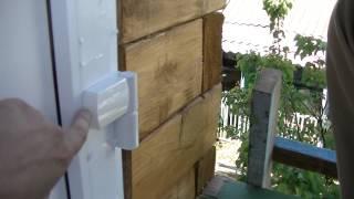 видео Как правильно отрегулировать пластиковую дверь (ПВХ) своими руками?