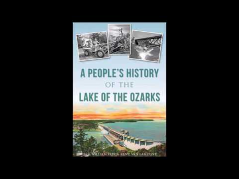 A People's History of the Lake of the Ozarks interview on KRMS