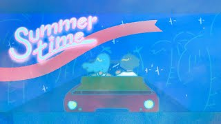 Gambar cover cinnamons × evening cinema - summertime (Official Music Video)