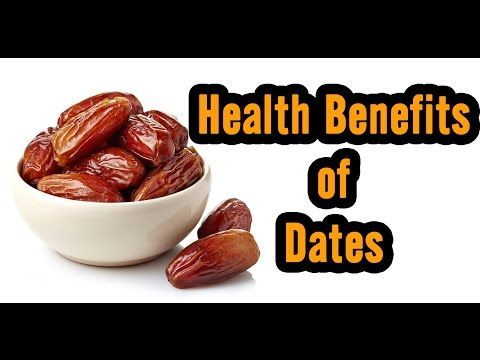 10 Health Benefits of Dates for Your Health