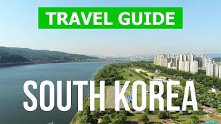 South Korea travel video | Jeju Island, Busan, Seoul | 4k video | South Korea country from drone