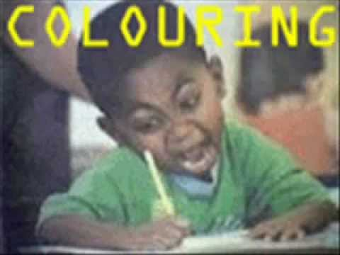 I LOVE COLORING!!!!!!!!!!! - YouTube