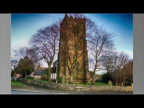 Trowell, St Helen's Church, Nottingham