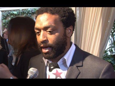 Steve McQueen, Michael Fassbender, Chiwetel Ejiofor Talk 12 Years a Slave, 2014 Golden Globe Winner