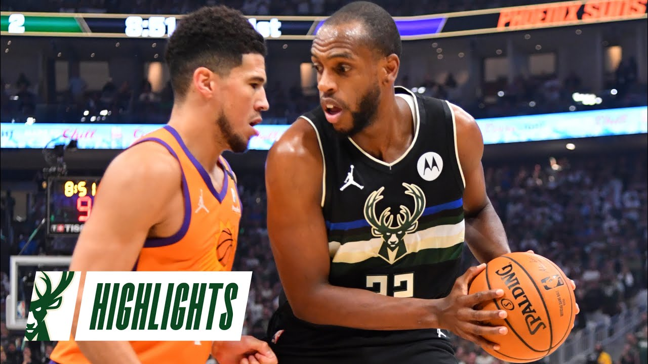 Best of the 2021 NBA Finals: Khris Middleton