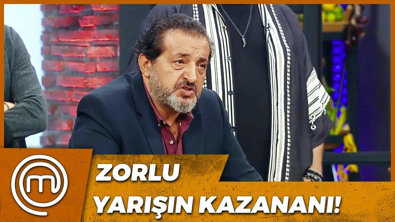 KAZANAN YARIŞMACI BELLİ OLDU!   MasterChef Türkiye 80.Bölüm