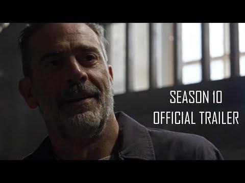 The Walking Dead Season 10 || Official Trailer (4k)