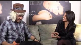 Maite Perroni en Entrevista a Terra