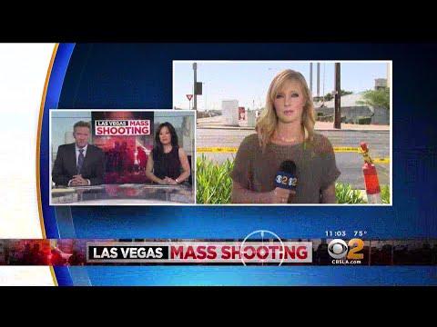 FBI Interviews Las Vegas Gunman's Girlfriend