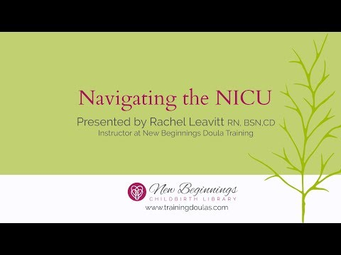 Webinar: Navigating the NICU