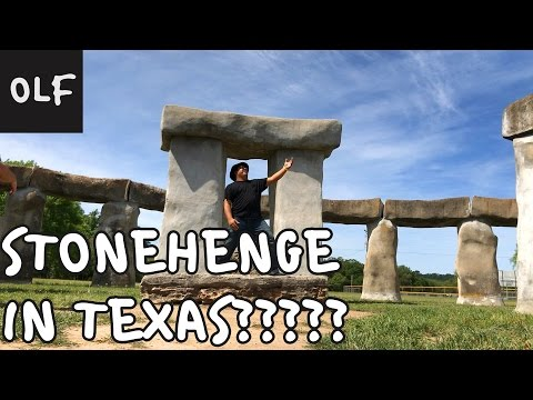 Stonehenge in Texas???