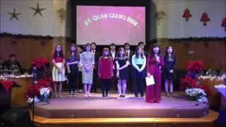 Christmas 2016   Ky Quan Giang Sinh