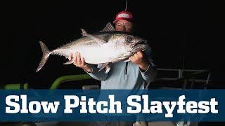 Slow Pitch Slayfest - Florida Sport Fishing TV
