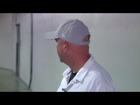 Meet The Panthers Equipment Manager Who's Always Ready For Gameday