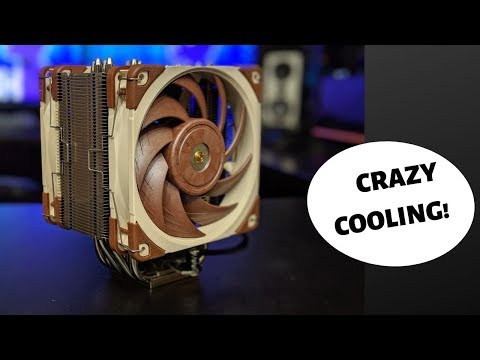 Smaller Size, BIG Cooling! - Noctua NH-U12A - CPU Cooler - Review