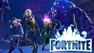 FORTNITE SALVE O MUNDO AO VIVO