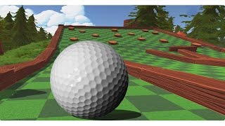 EL REY DEL MINIGOLF - Sarinha Luh Gona y exo | Golf with friends