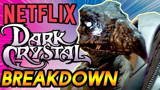 The Dark Crystal Prequel Teaser Breakdown + CGI vs. Animatronics Rant