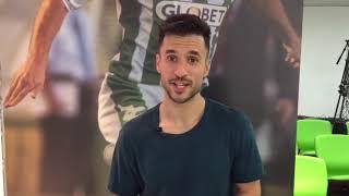 Jesús Borrero Resume la Presentación de William Carvalho con el Betis