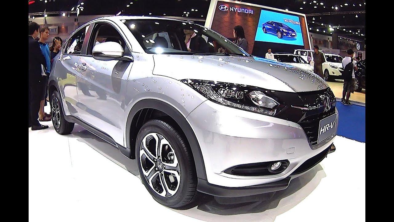 2016, 2017 Honda H-RV redesign, get 1.6 turbocharged ...
