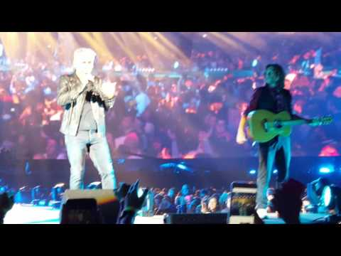 Ligabue - Liga Rock Park - Set Acustico  (3 di 3) - Lambrusco e Pop Corn