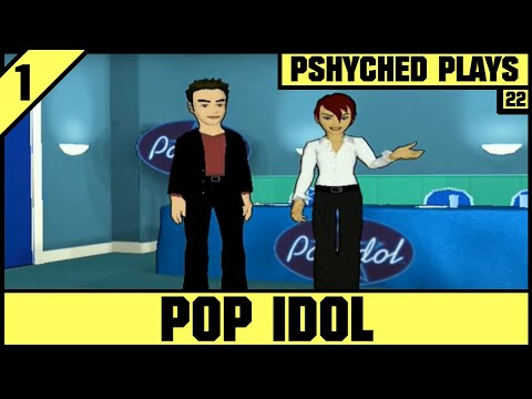 Pop Idol #1 - First Auditions!