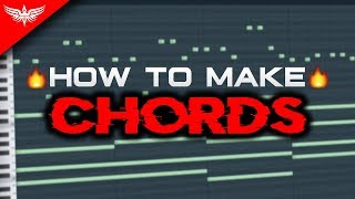 How To Make CRAZY Chord Progressions - WITHOUT Music Theory